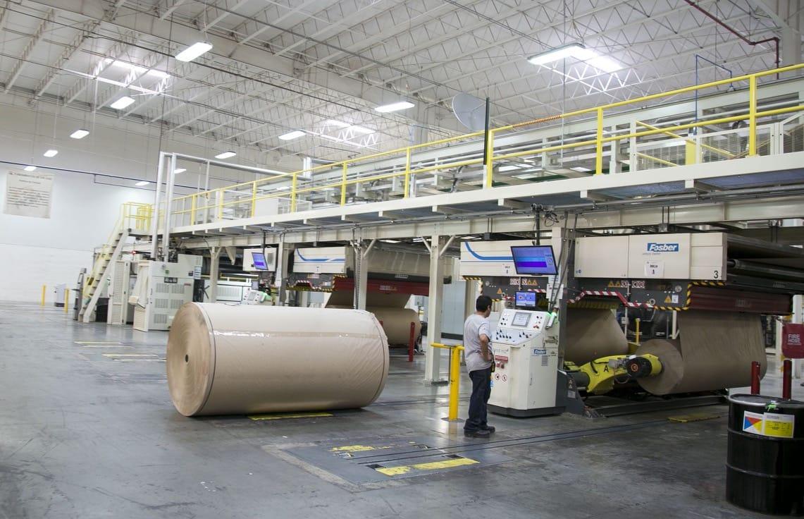 Fabrica de cajas en monterrey